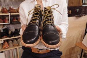 外羽ブーツ